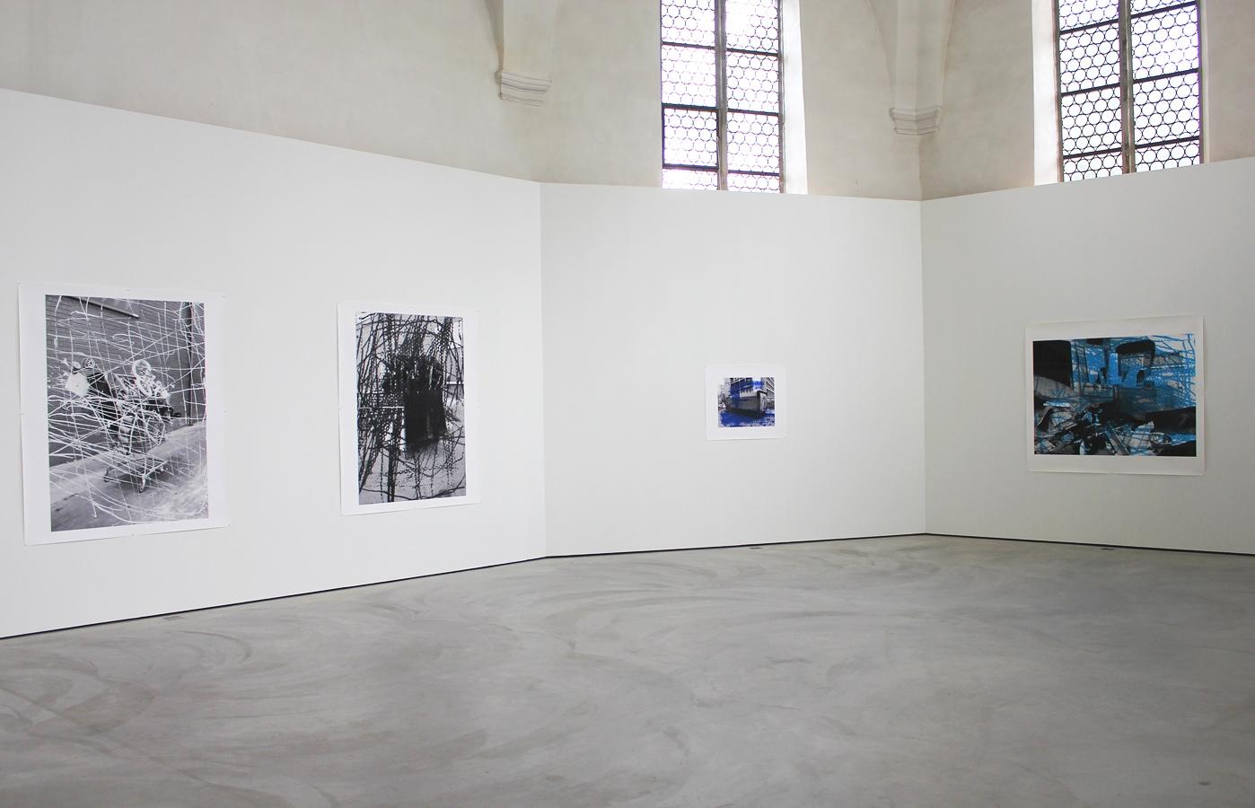 Photo-Prints 2015–2016 Installation view