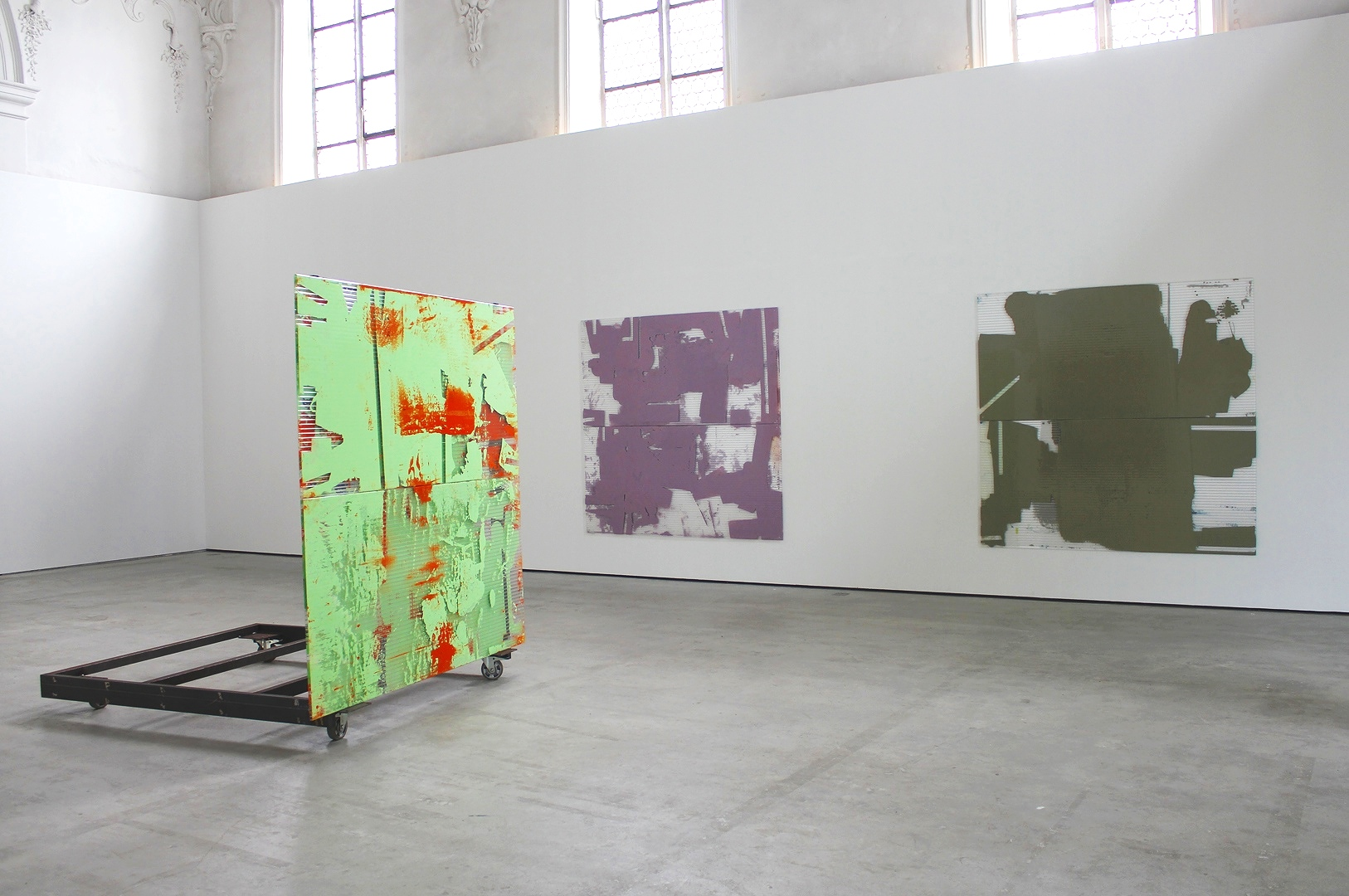 Installation view 2019