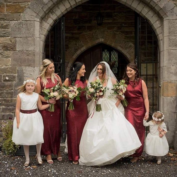 wedding day -