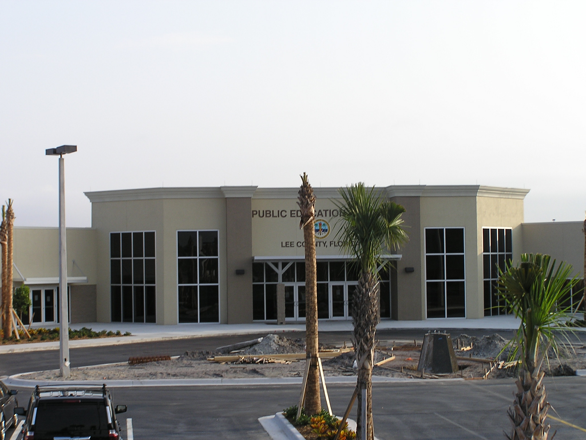 Commercial Renovation | Metro Mall - Lee County Education Bldg Fort Myers, Florida | xxxx square feet