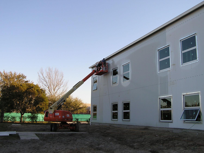School Construction | San Carlos School