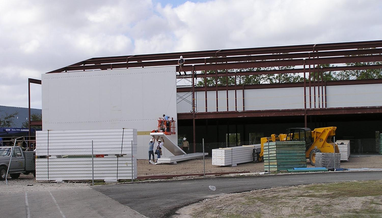 School Construction | Pinewood Classrooms
