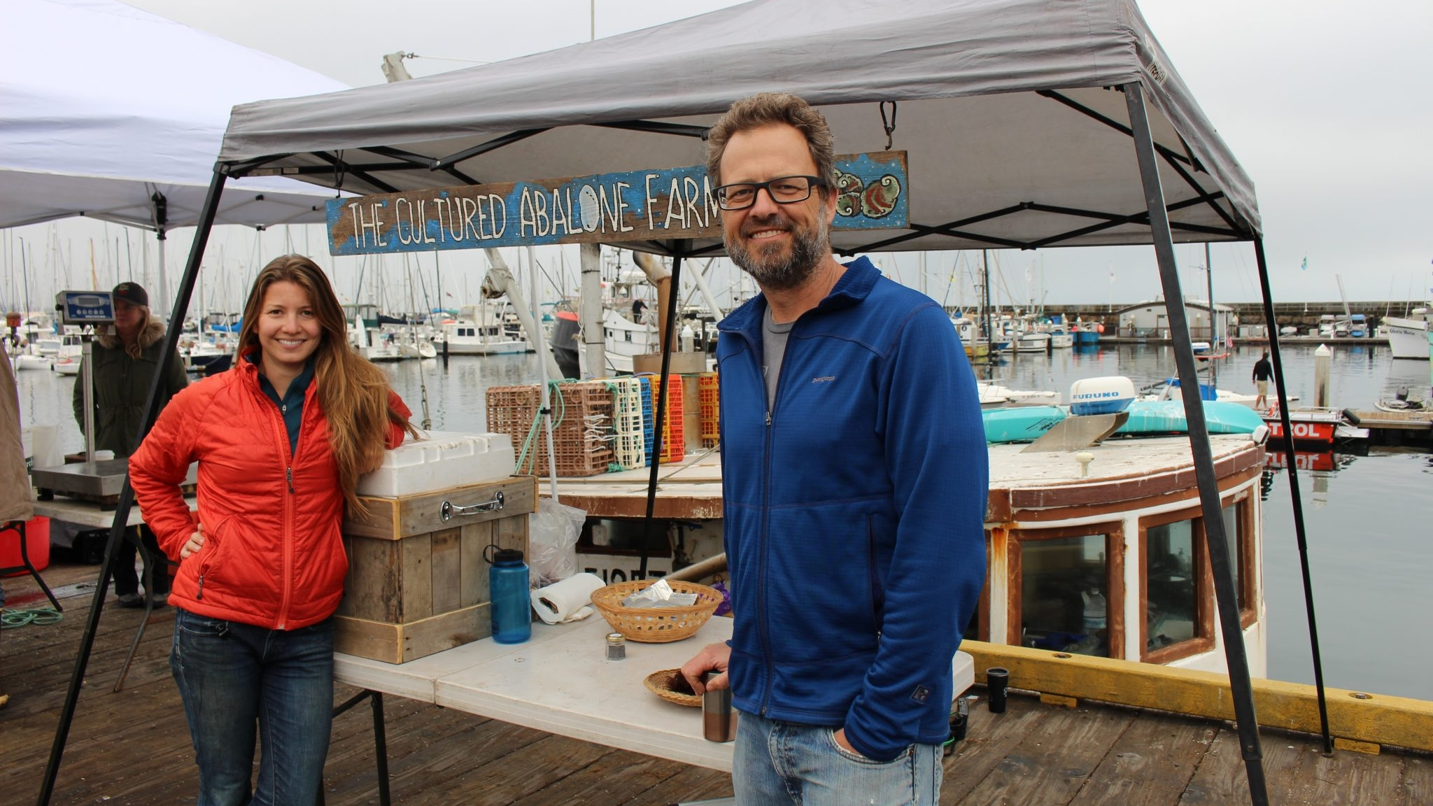 LISTEN: NPR covers the  'resurgence at the Saturday Fishermen's Market'    More photos: