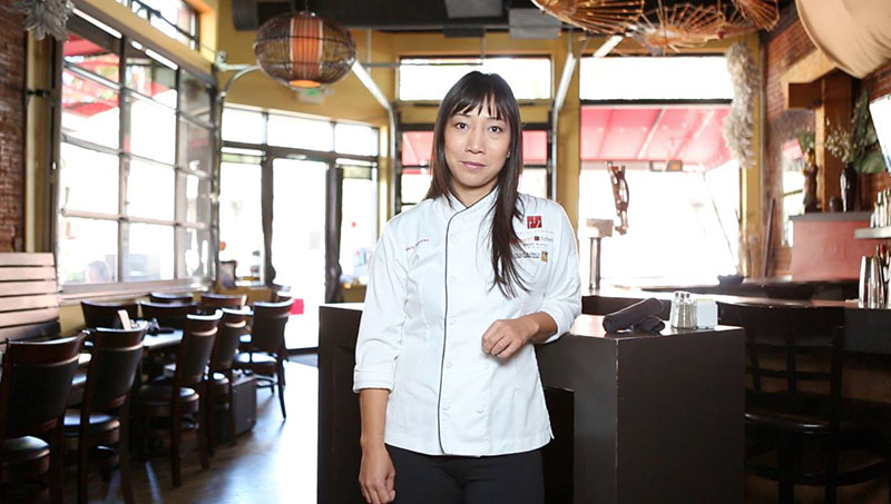 Mary Nguyen - Chef