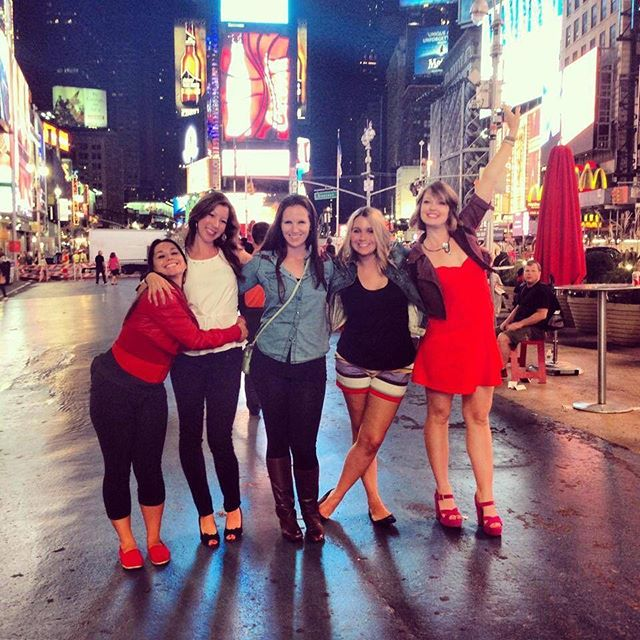 5 years ago today we finished our road trip across the US in the Big Apple! 🍎 THE EMPOWERMENT PROJECT 🎬 You can watch on iTunes, Amazon, and our upcoming broadcast on @docshowcase 10/12 DirecTV 8pm EST!