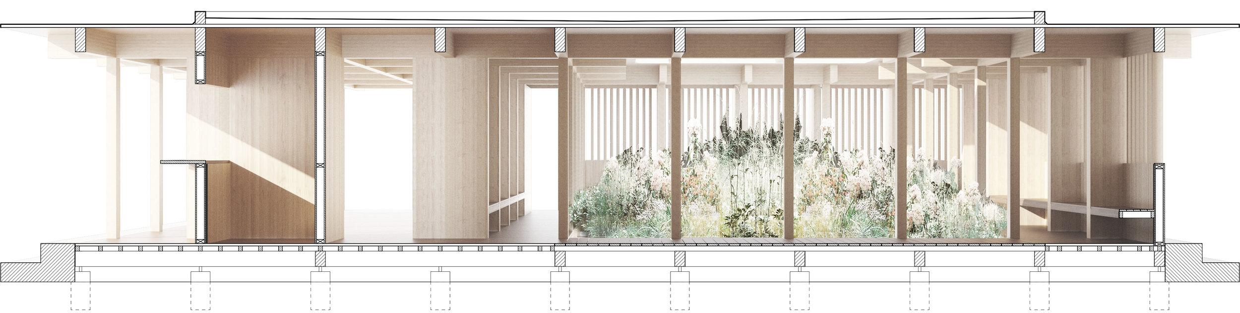 Entwurf von Soheyl Aslani, Konrad Peter, Tobias Kohlstruck und Arved Sartorius