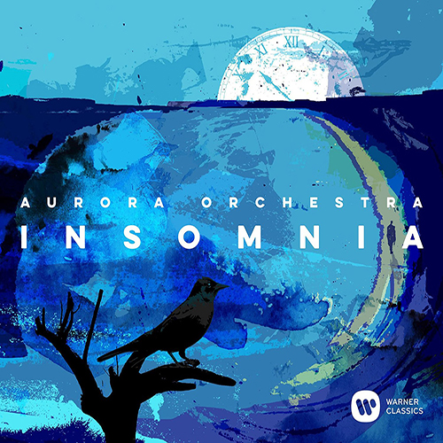 Insomnia    Jamie Campbell - Principal 2nd Violin   Aurora Orchestra conducted by Nicholas Collon
