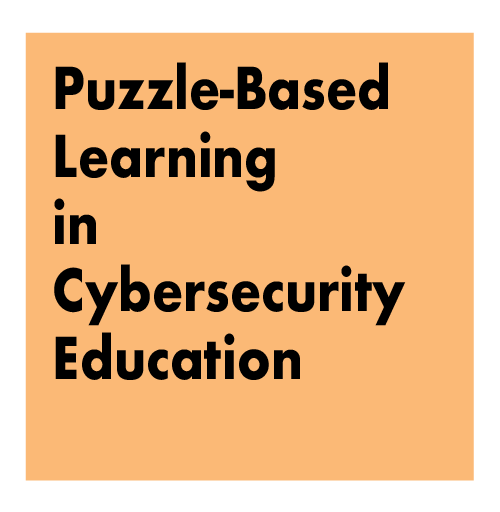 Puzzle-Based Learning in Cybersecurity Education