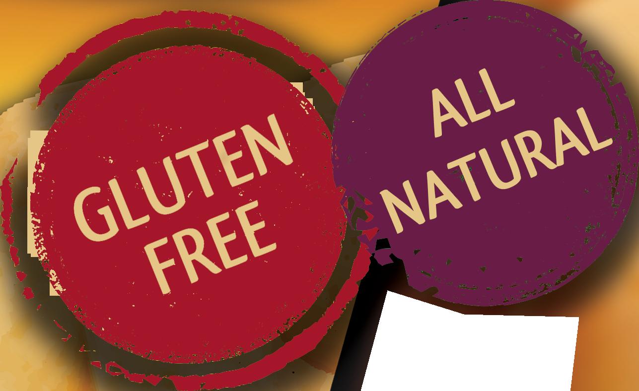 Gluten Free All Natural