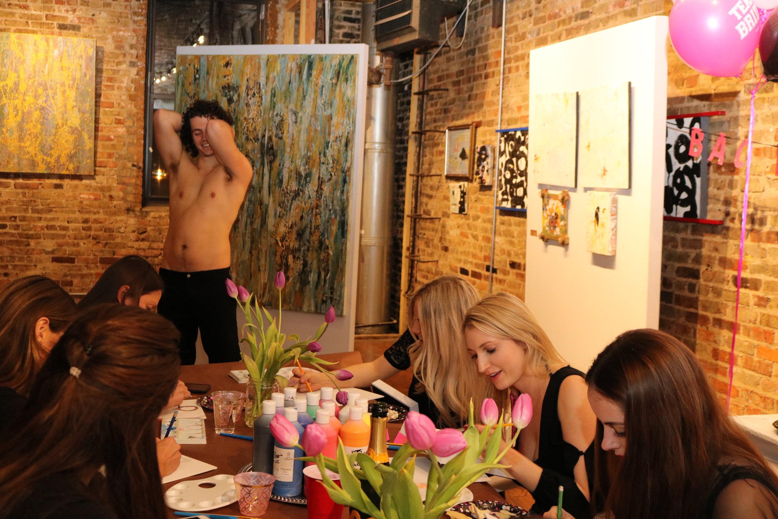 Bachelorette Parties Chicago