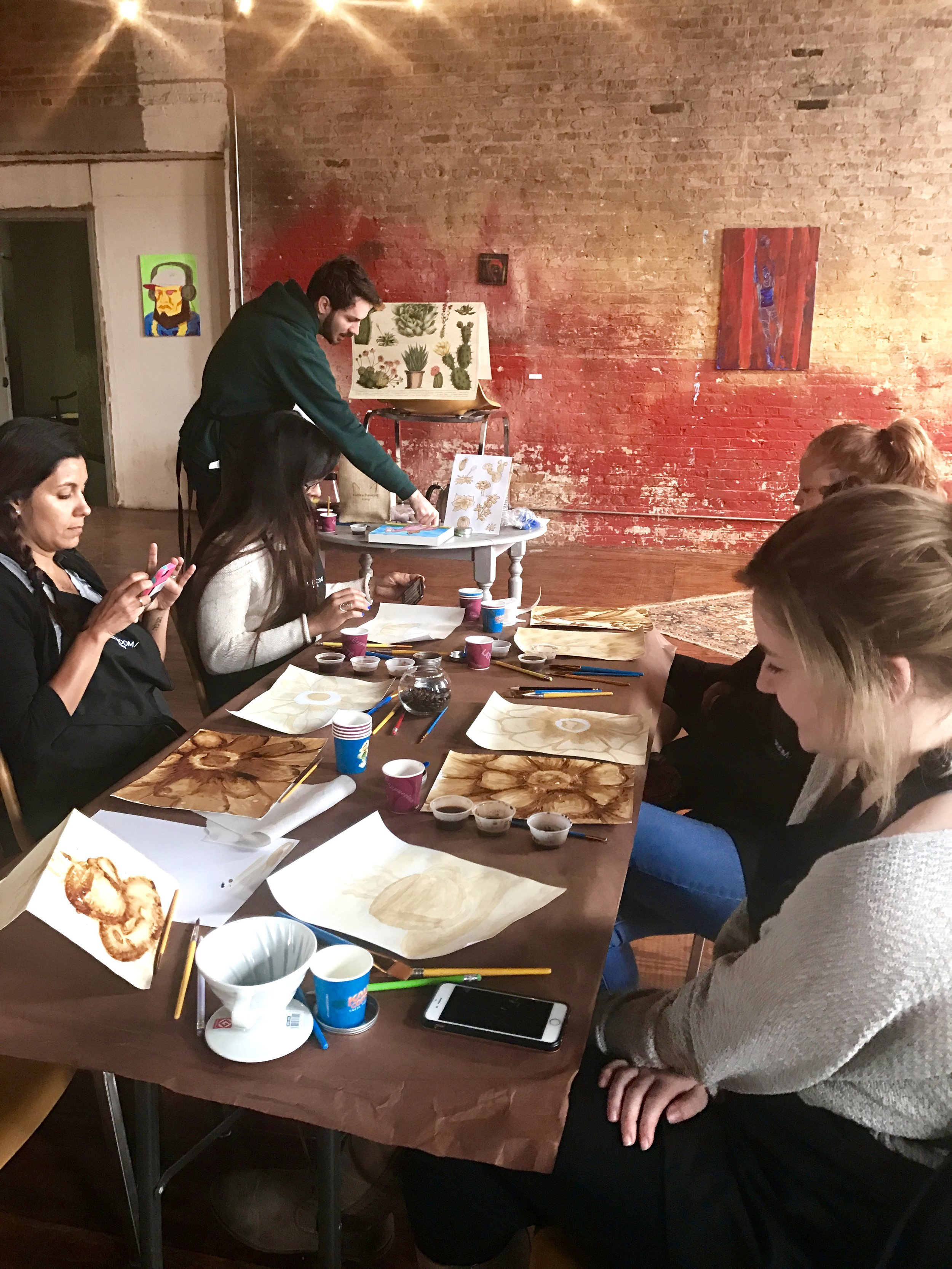 Team Building Activities Chicago