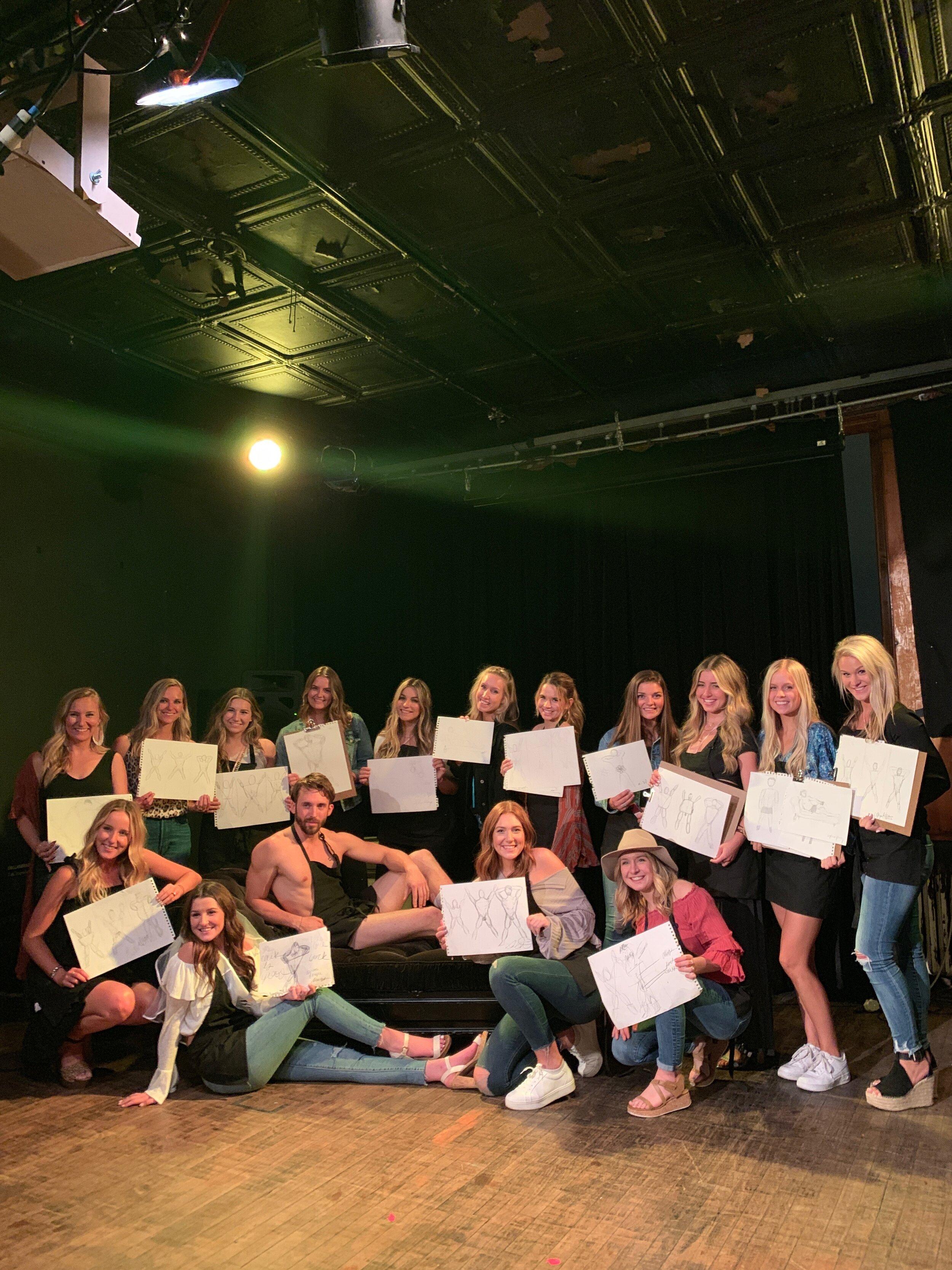 Bachelorette Party Chicago