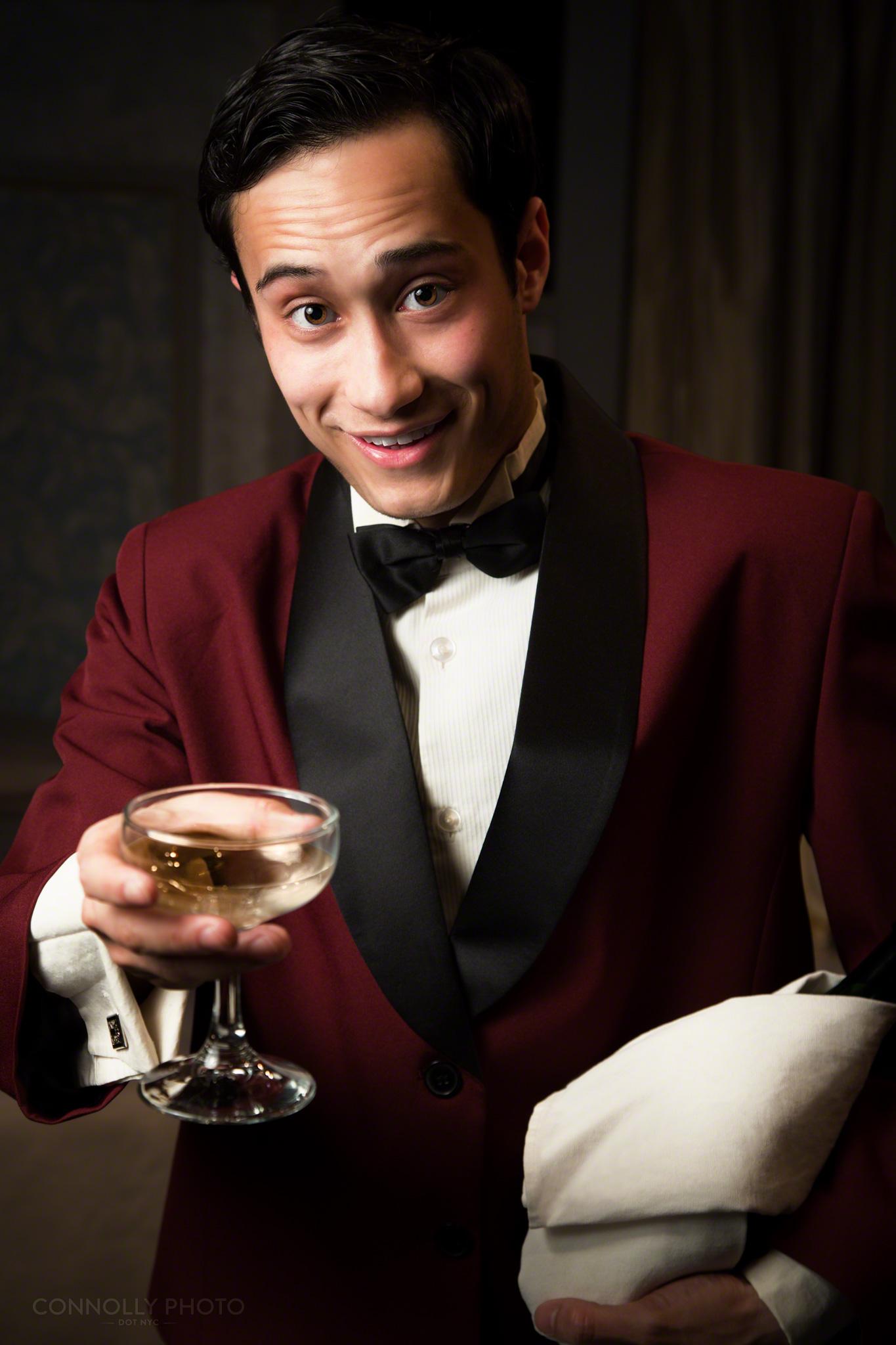 """""""A Waiter"""""""