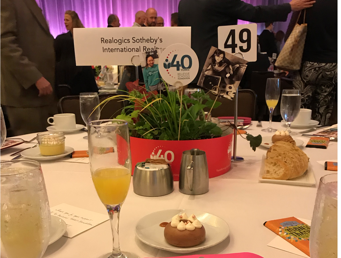 Realogics Sotheby's International Realty was proud to sponsor a table at this year's luncheon.