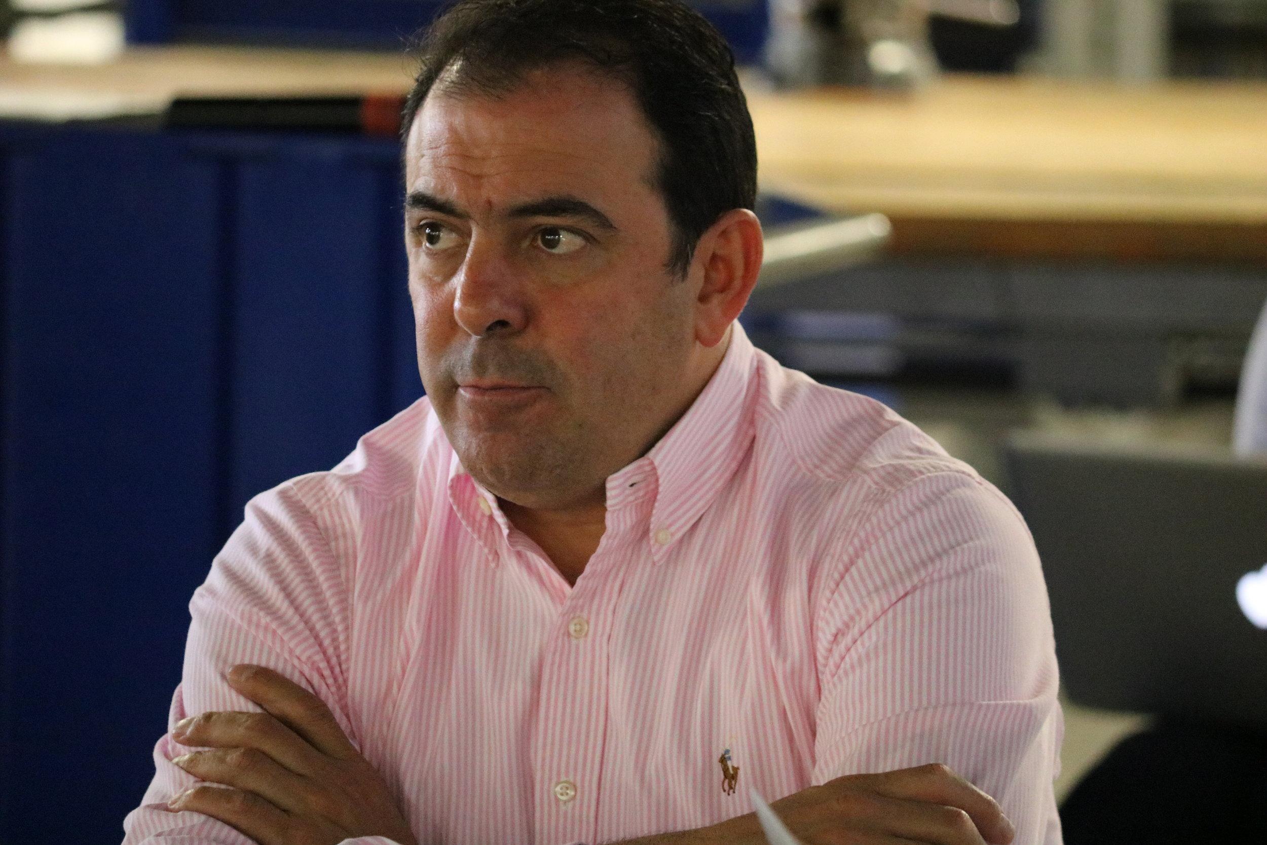Enrique Ruiz, Copreson