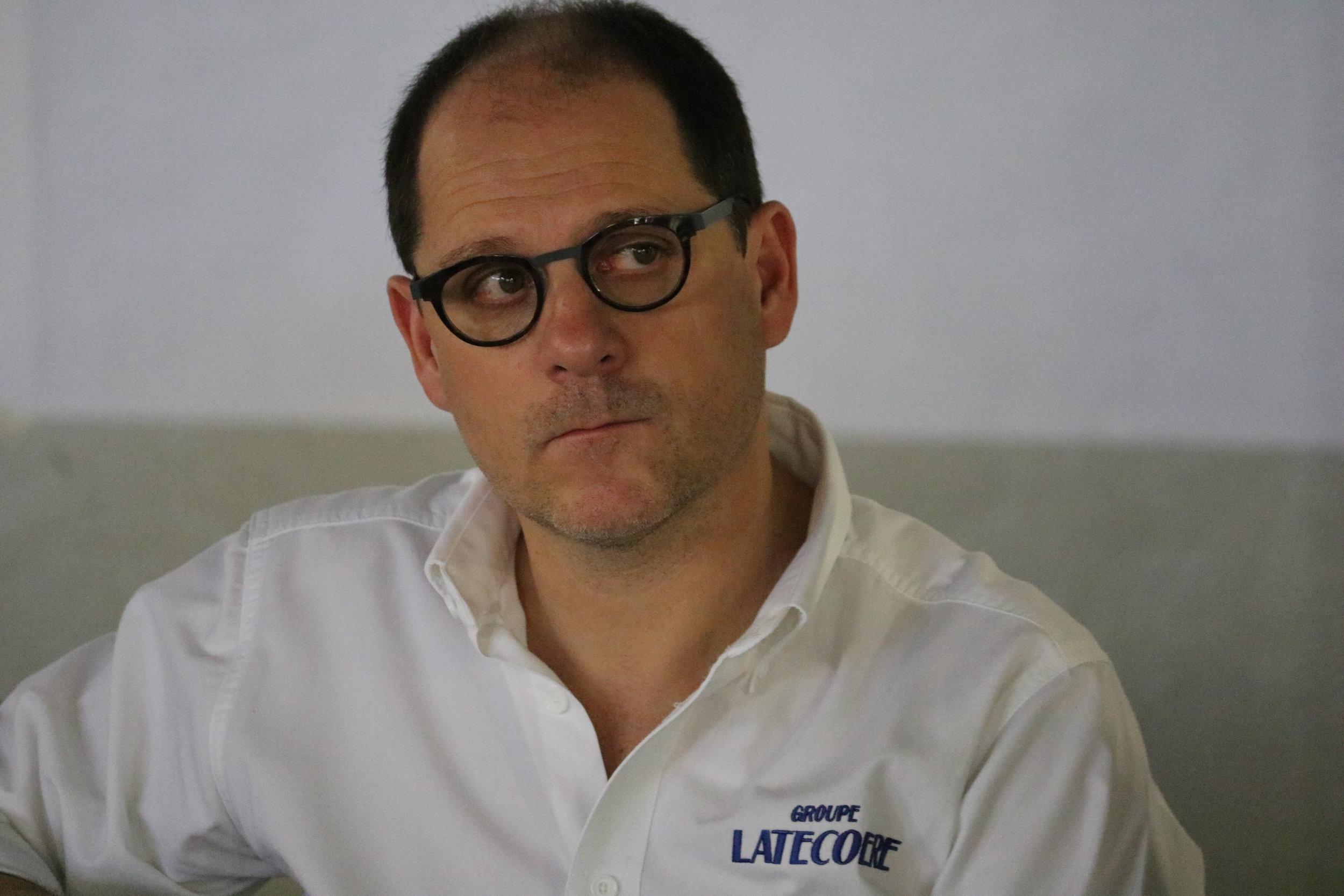 Patrick Bernard, Latecoere