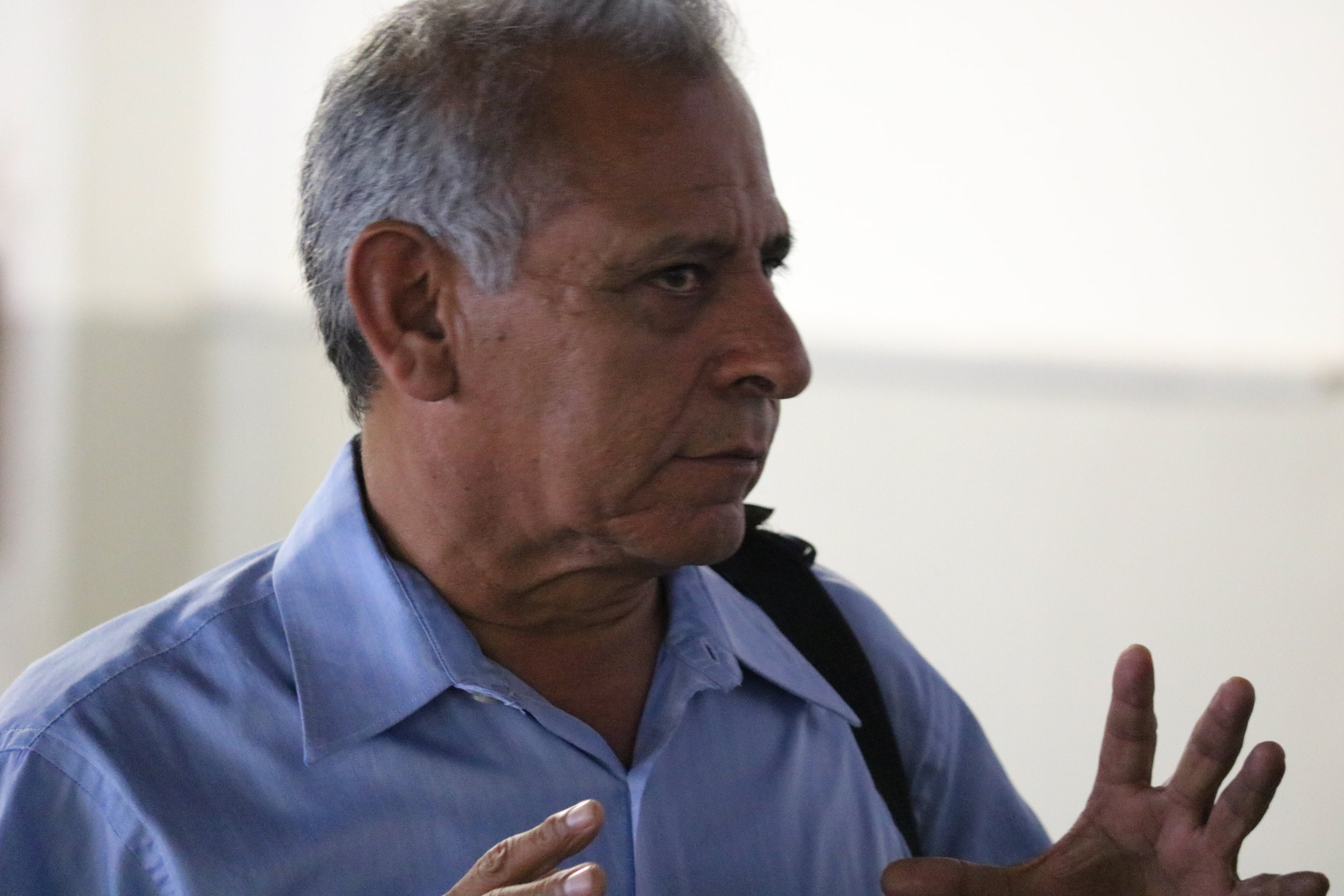Ismael Murillo, Investigador ITSON