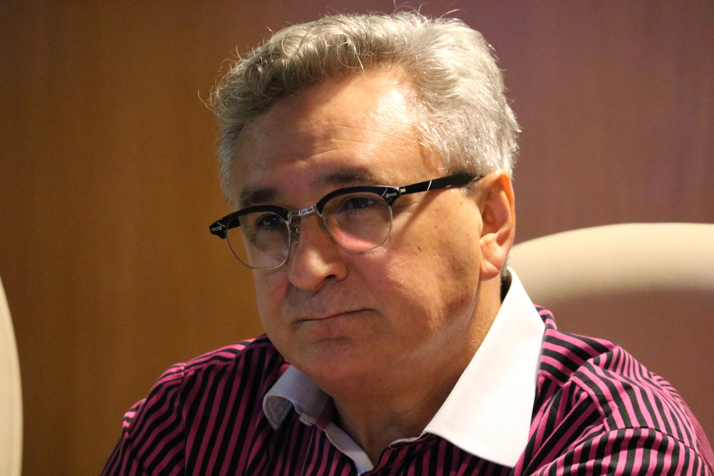 Raúl Romo, SAGARHPA