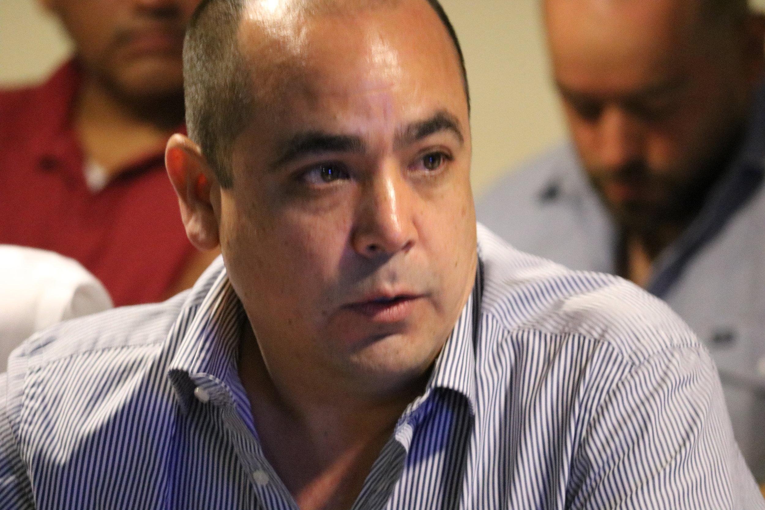 Iván Contreras, Frigorífica Contreras
