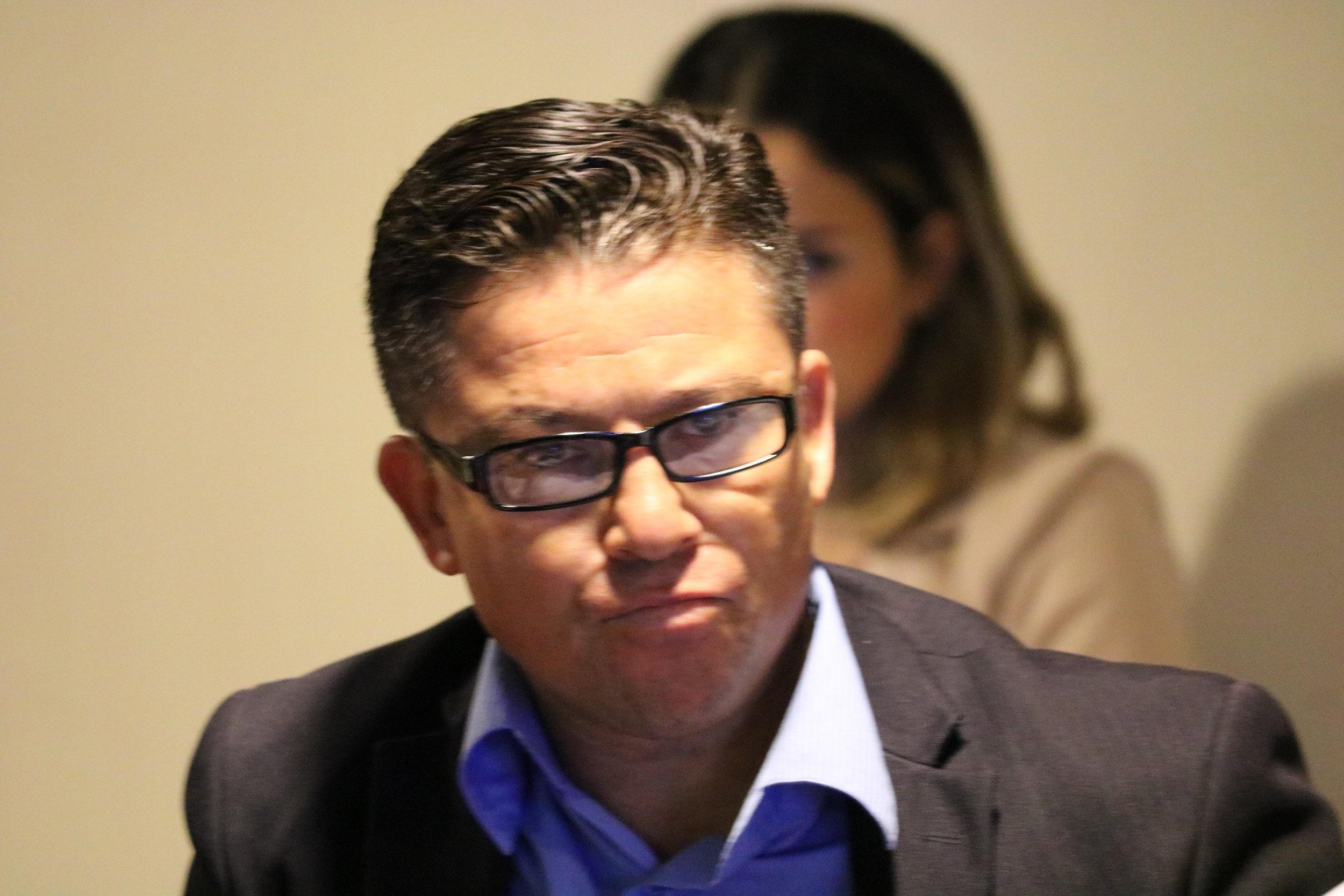 Edgar Rueda, Investigador UNISON