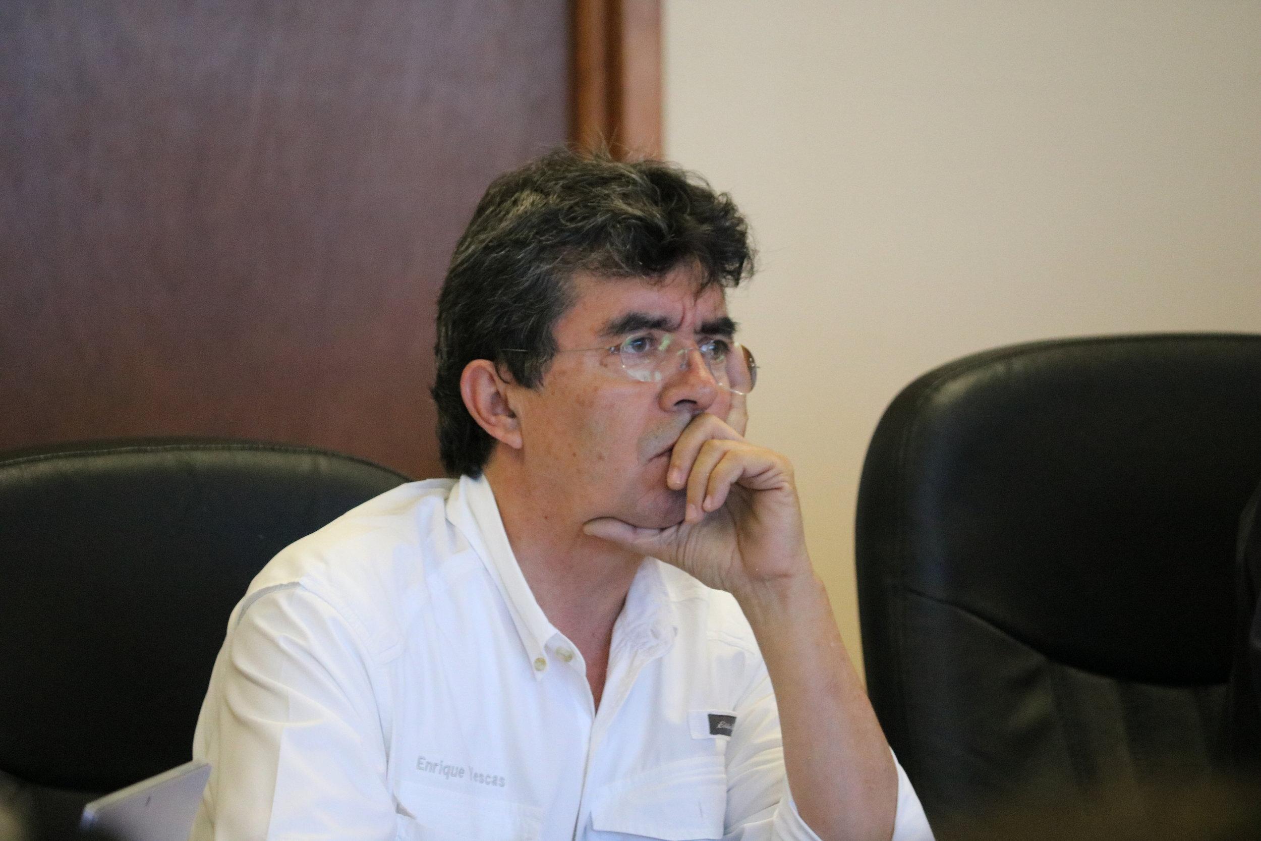 Enrique Yescas, Imágenes de Sonora