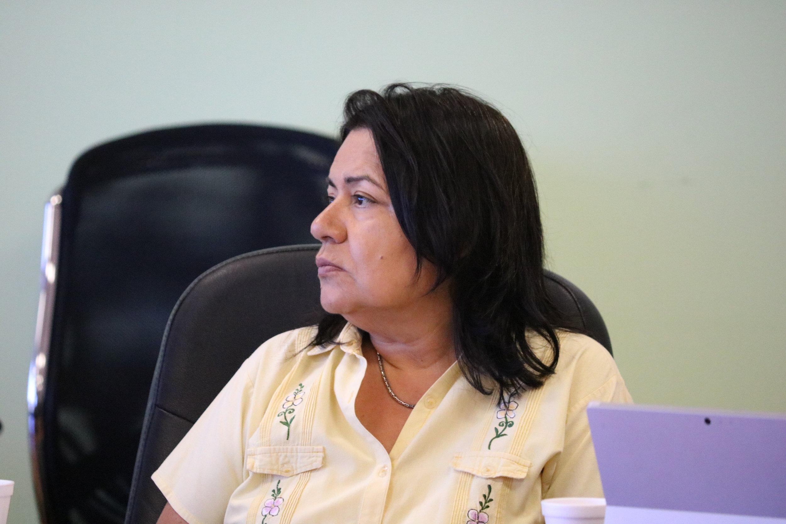 Migdelina López, Investigador CIAD