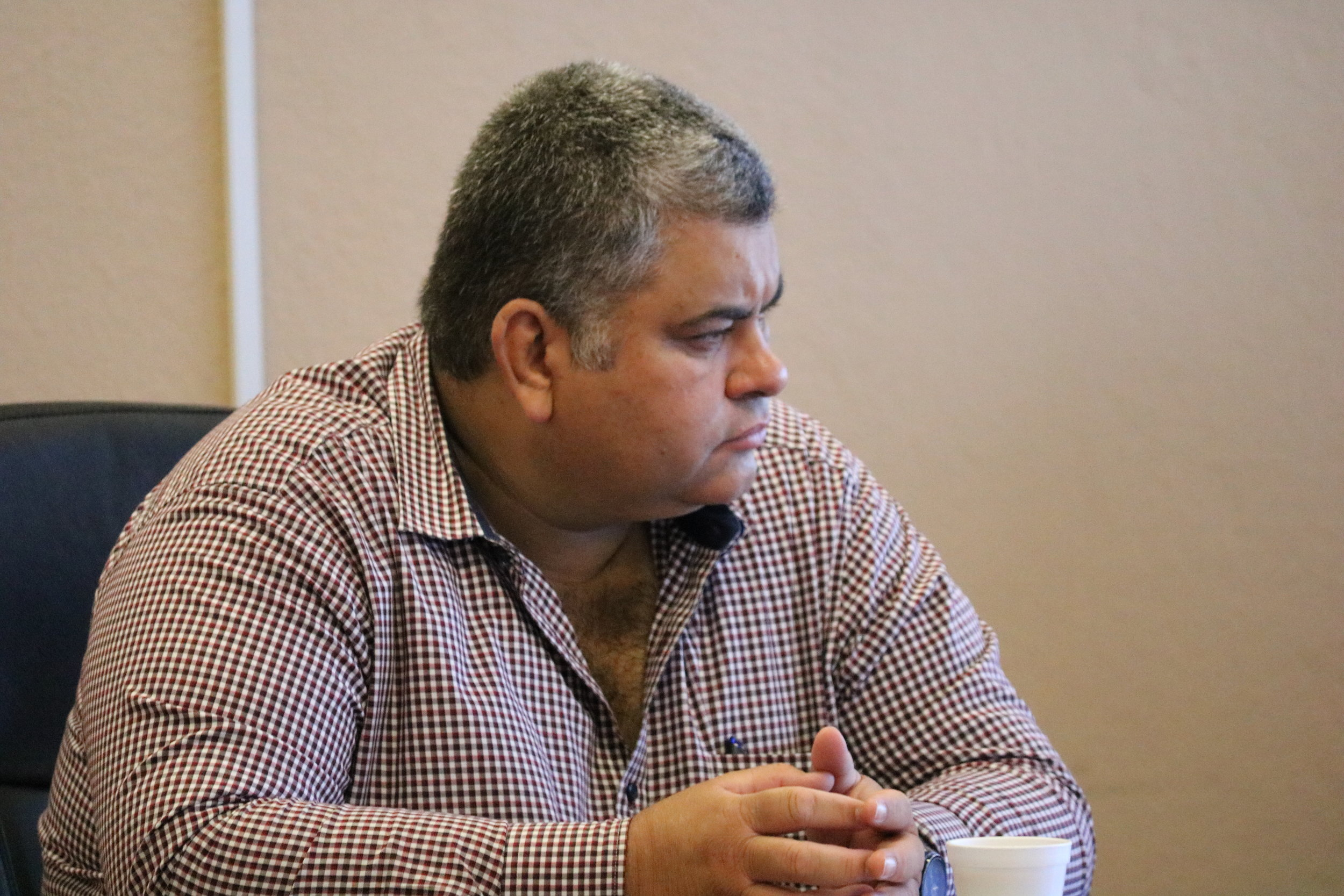 Guillermo Molina, OCV Río Sonora