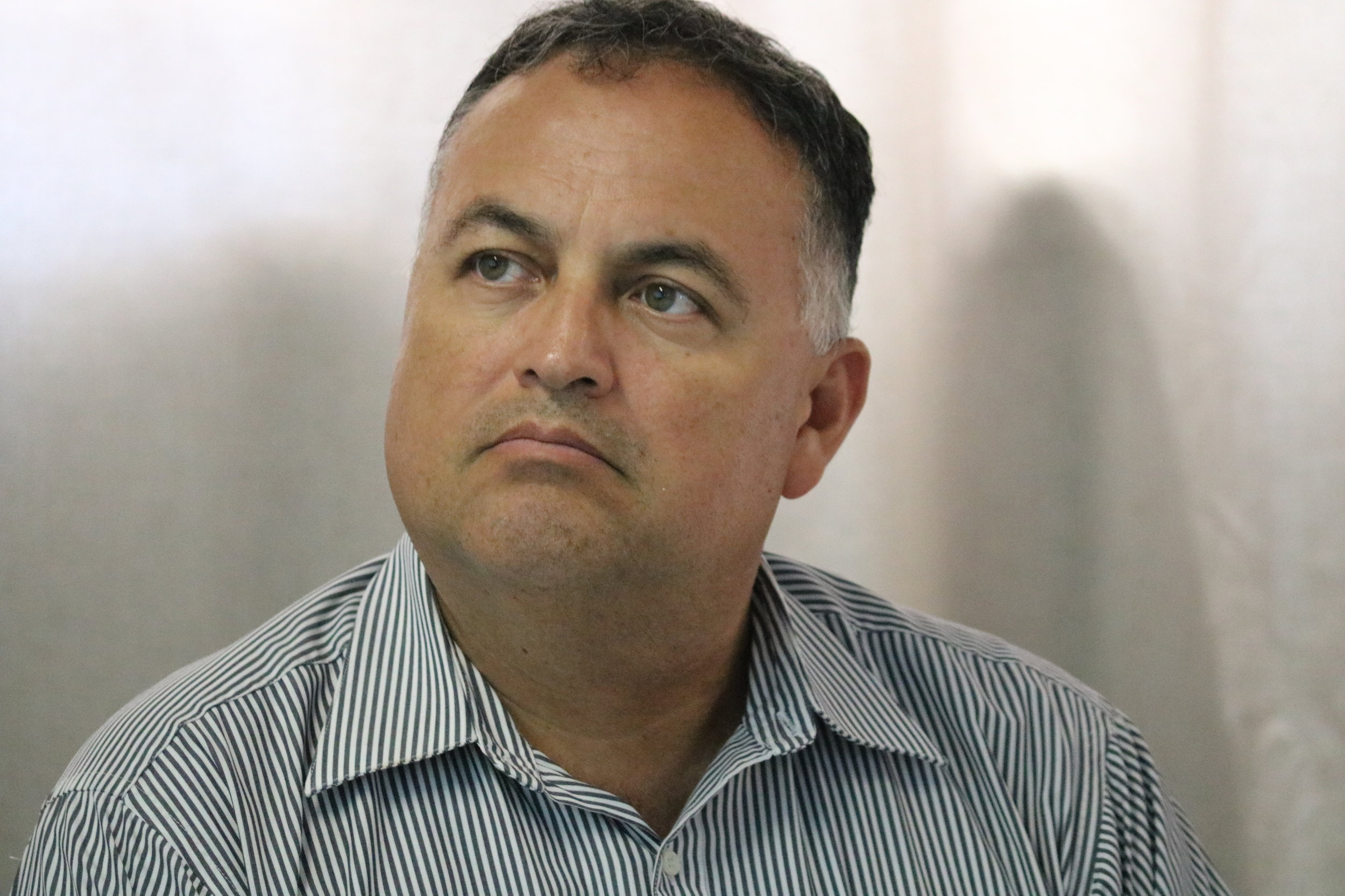 César Villegas, UNISON