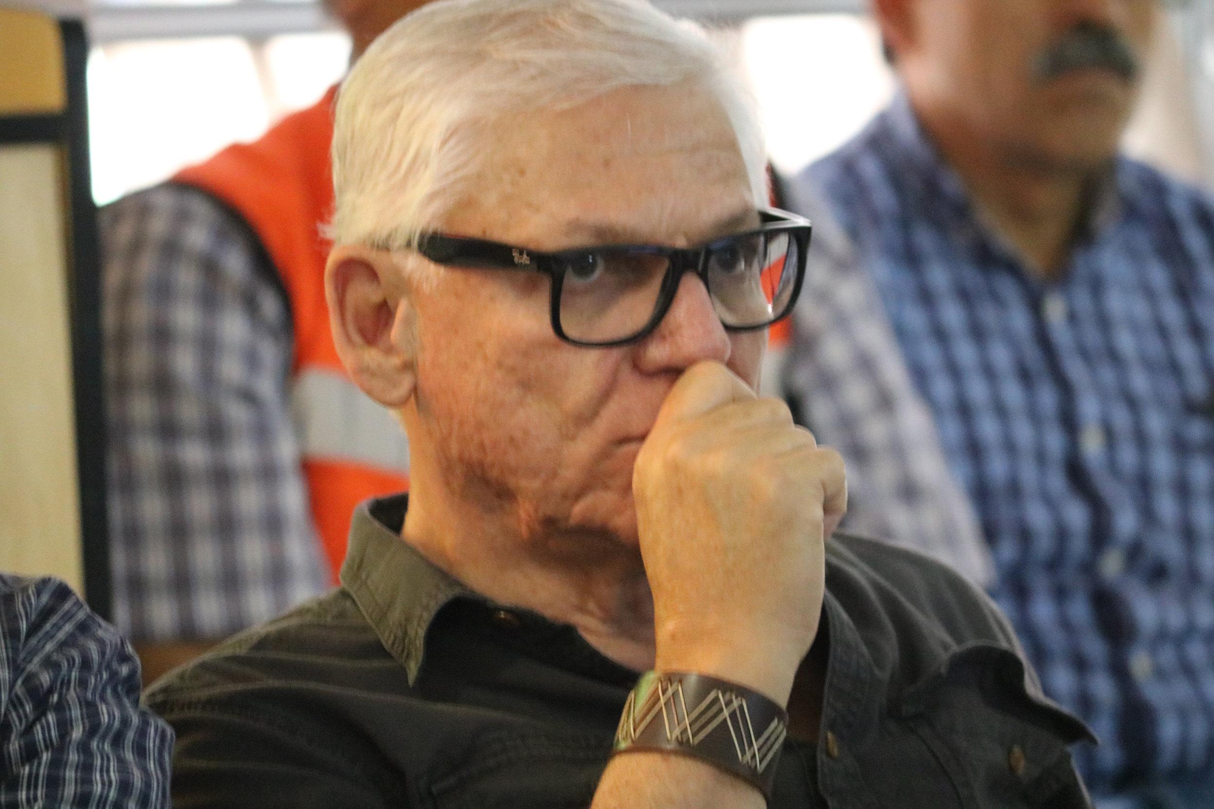 Alberto López Santoyo, Dirección de Minería