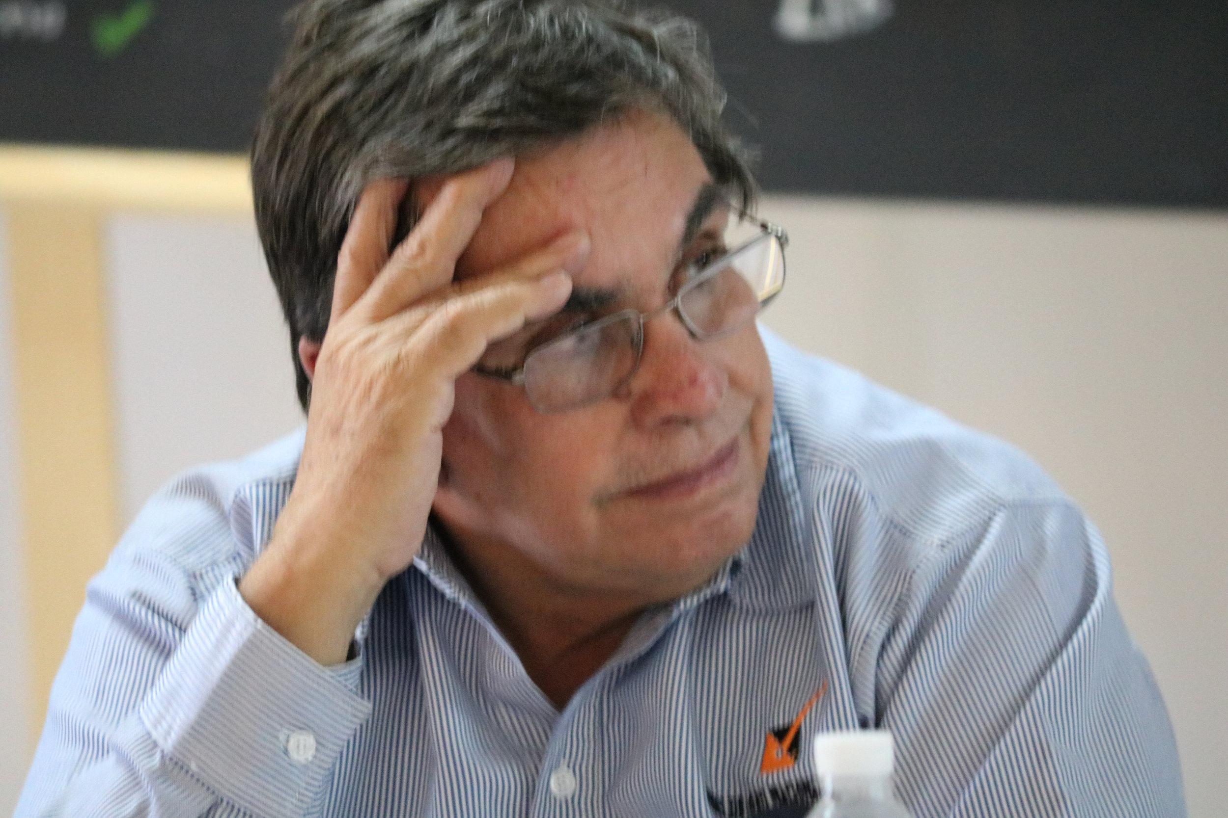 Leopoldo Rascón, Álamos Gold