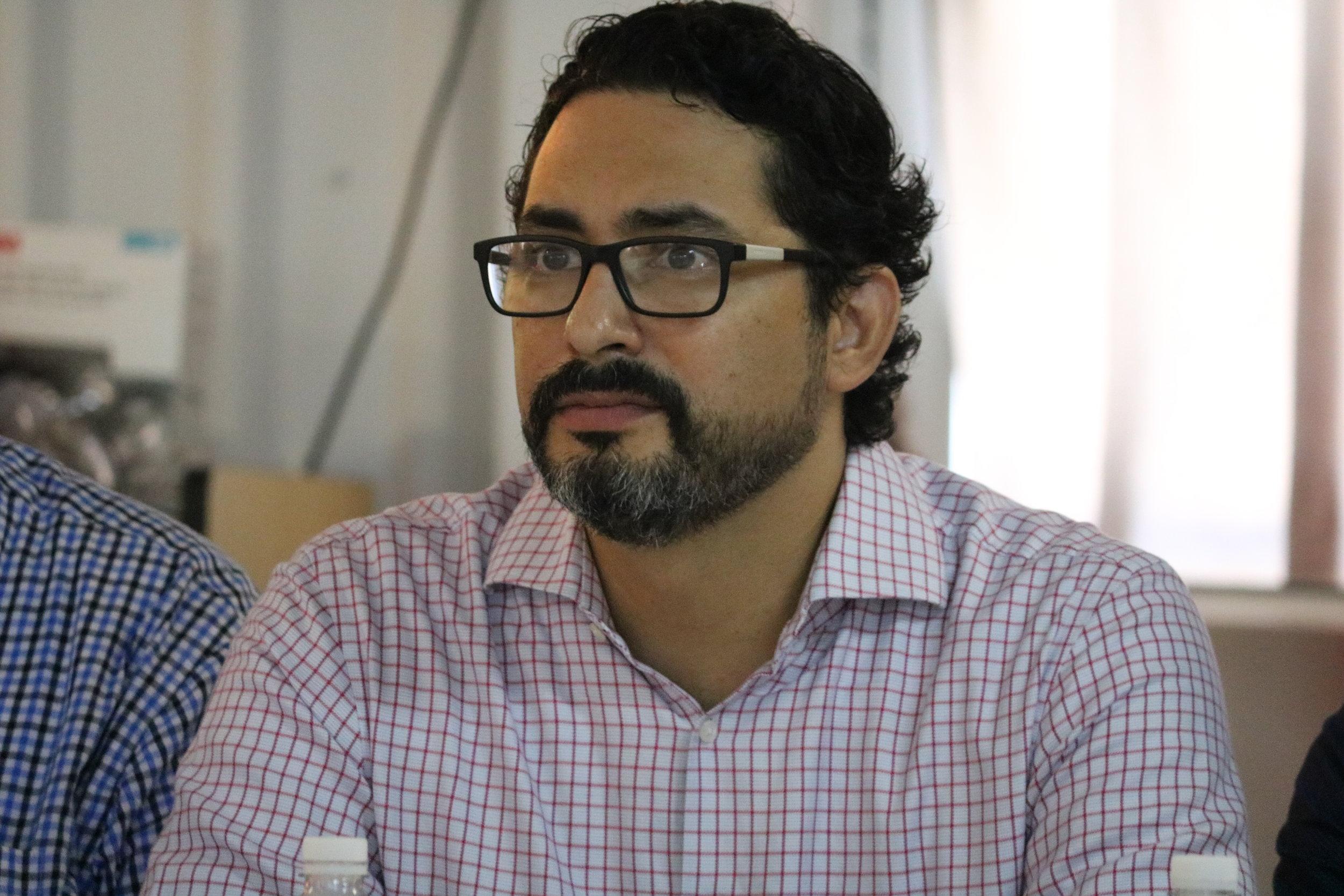 Alberto Orozco, Argonaut Gold