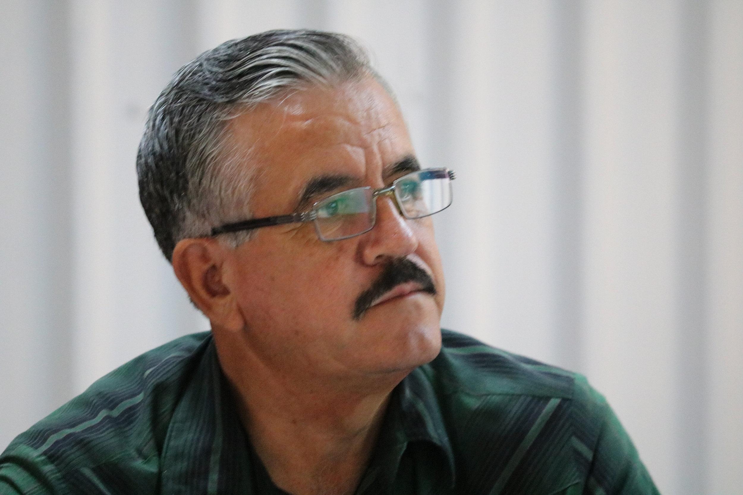 Saturnino Samaniego, Dirección General de Minería