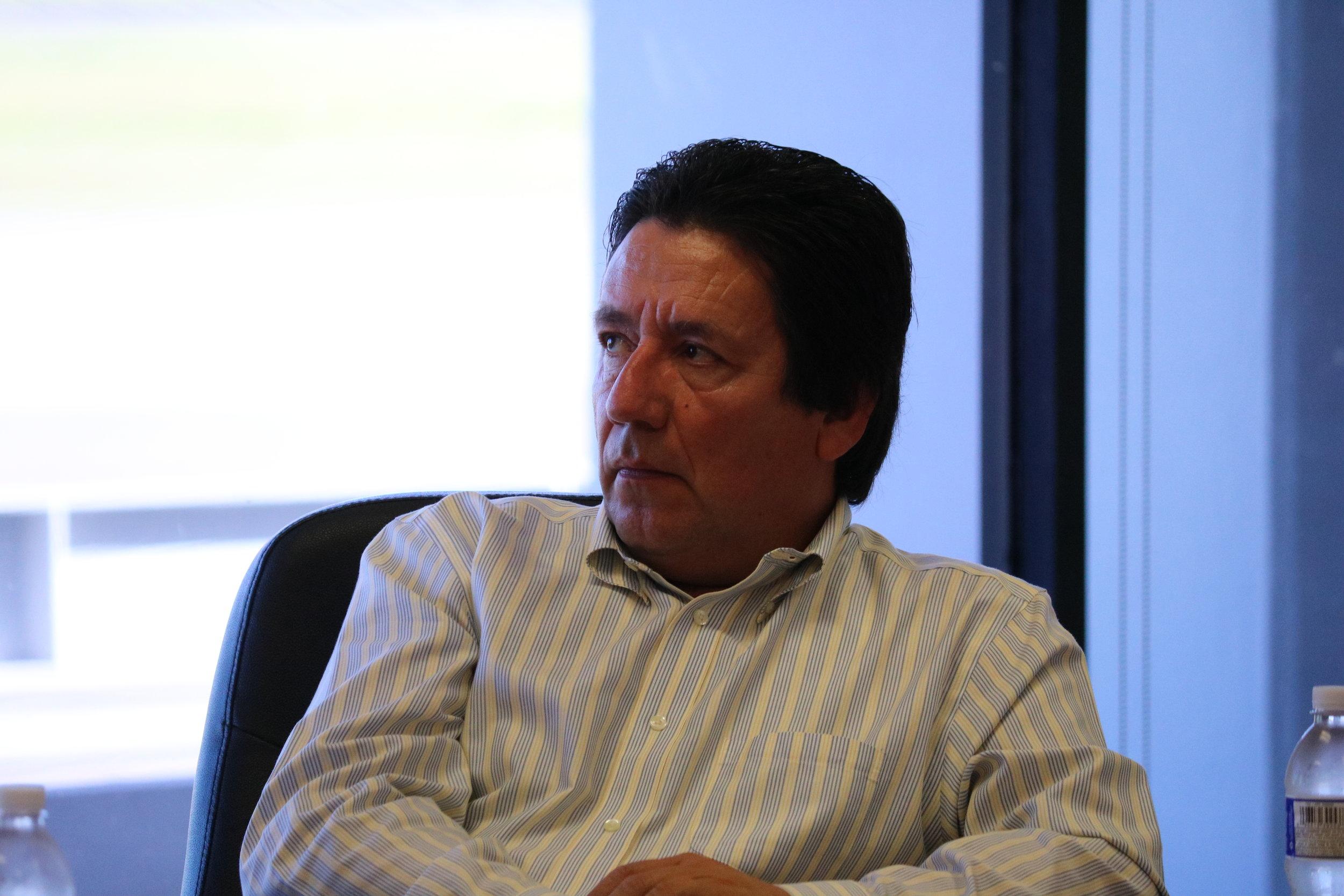 Julio César Rascón, Novillo Tours