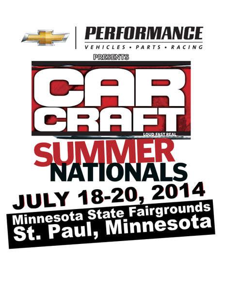 Car Craft 2014