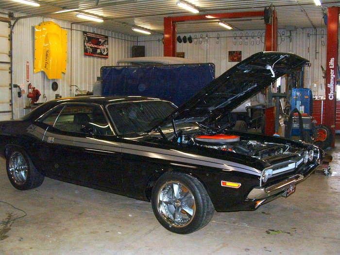1971 Challenger Hemi RT