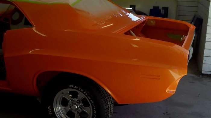 Custom 72 Challenger