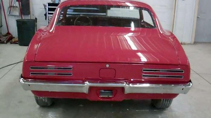 1968 Firebird