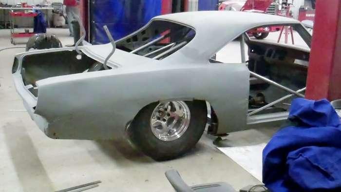 1967 Barracuda