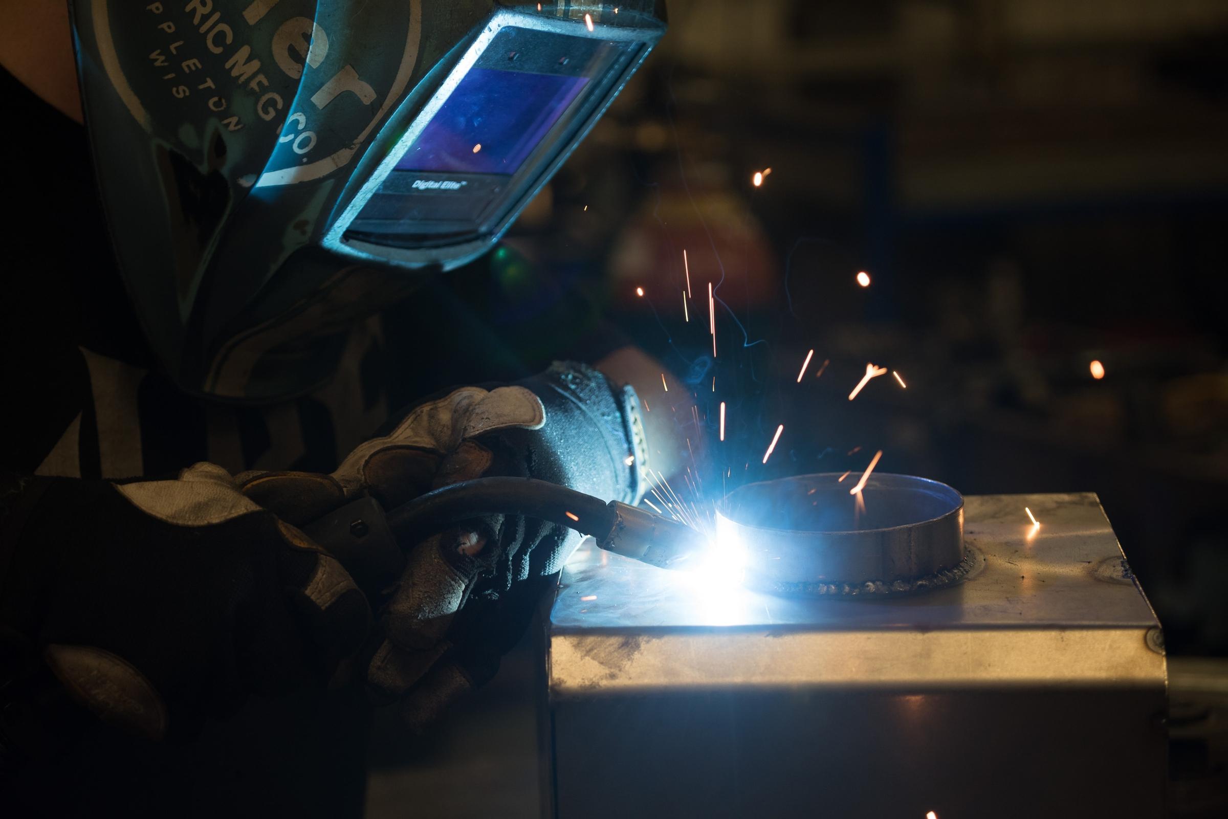 Metal Shop at Minnesota Hot Rod Factory