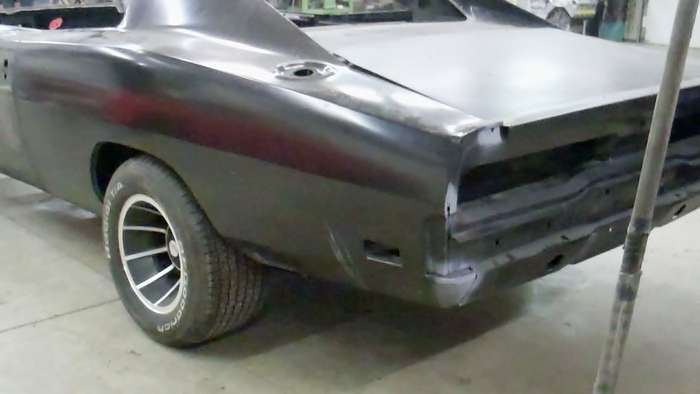 68 Charger to 69 General Lee Conversion