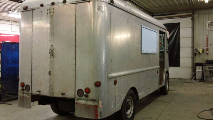 Sheffield Priest Taco Truck Minneapolis Hot Rod Custom Car Restoration