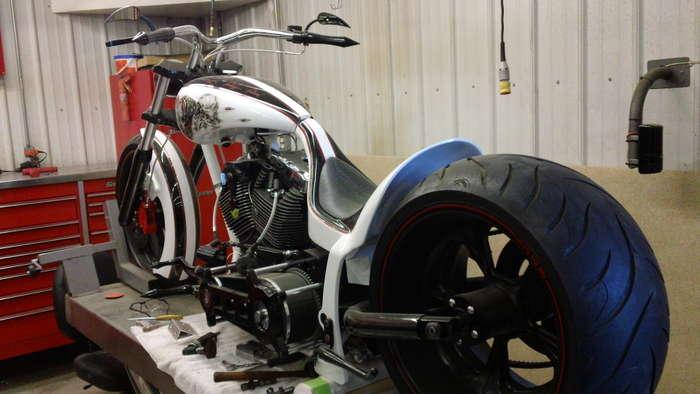 2015 Chopper-Project Mayhem