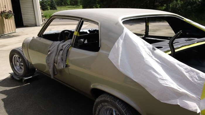 1974 Pontiac GTO Minneapolis Hot Rod Custom Car Restoration