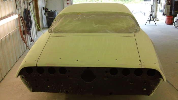 1978 Trans Am Minneapolis Hot Rod Custom Car Restoration