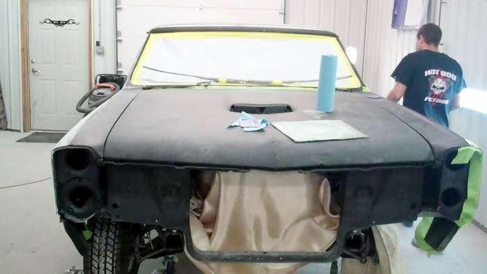 1966 Pontiac GTO Minneapolis Hot Rod Custom Car Restoration