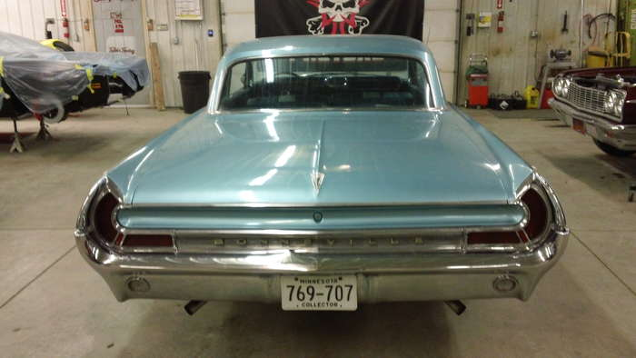 1962 Pontiac Bonneville
