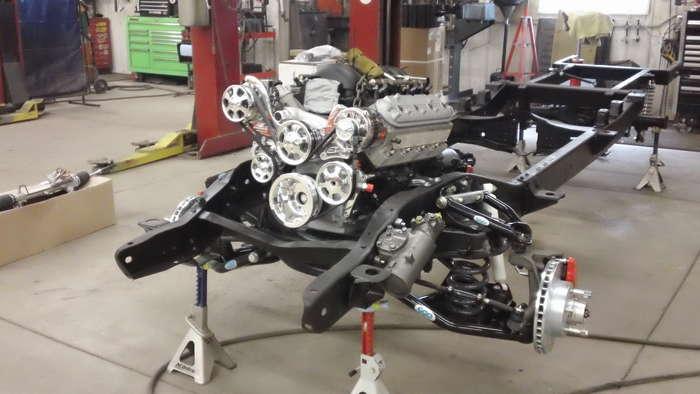 72 Chevy Truck Minneapolis Hot Rod Custom Car Restoration