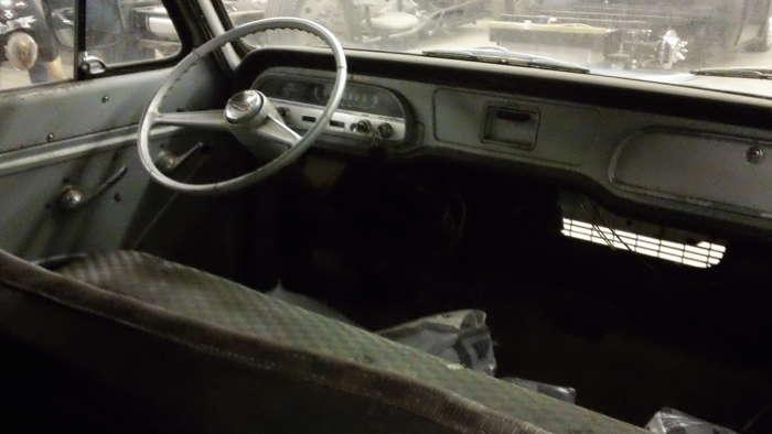 Wheelie Van Minneapolis Hot Rod Custom Car Restoration