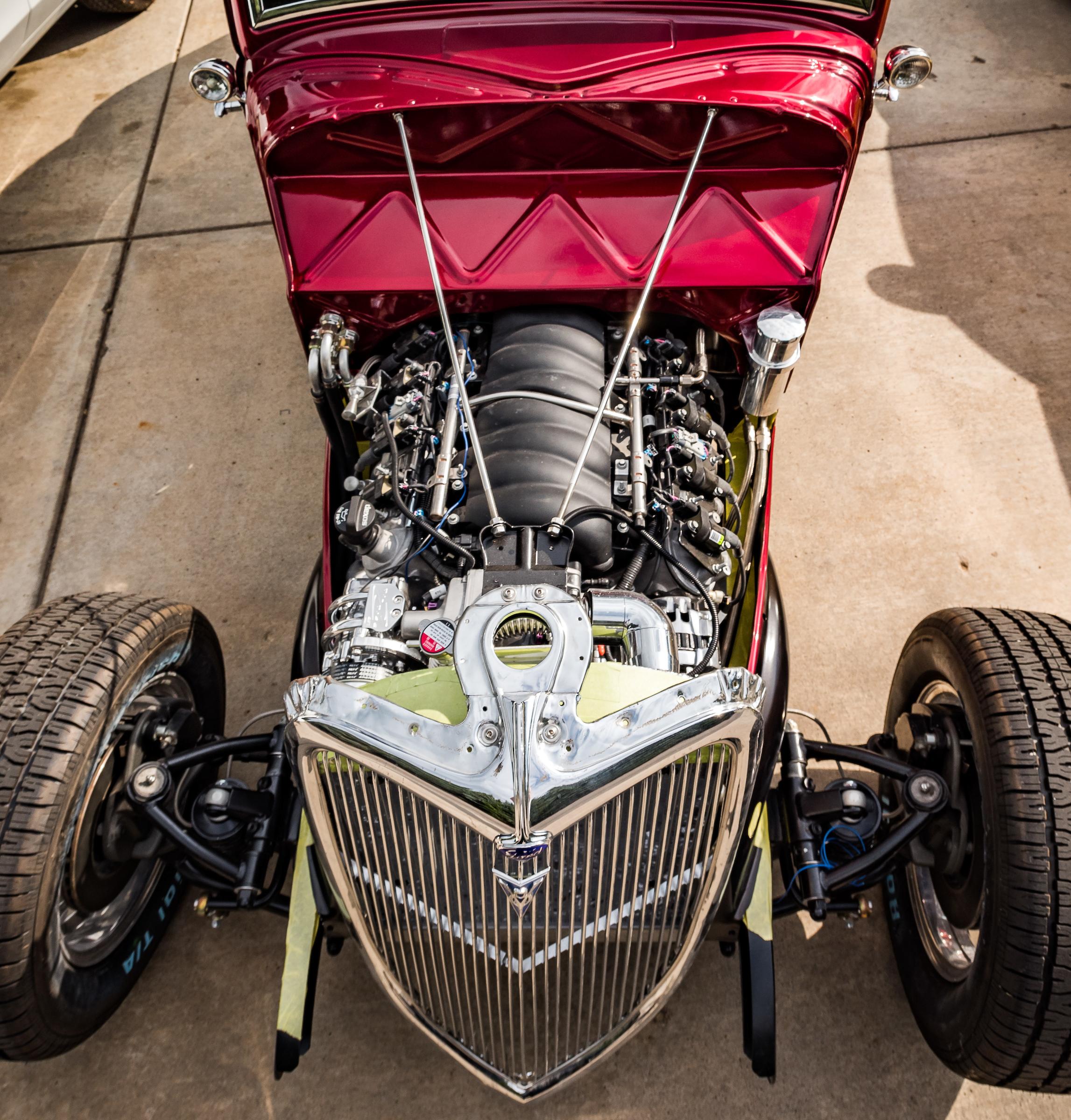 Minnesota Hot Rod Factory Ford