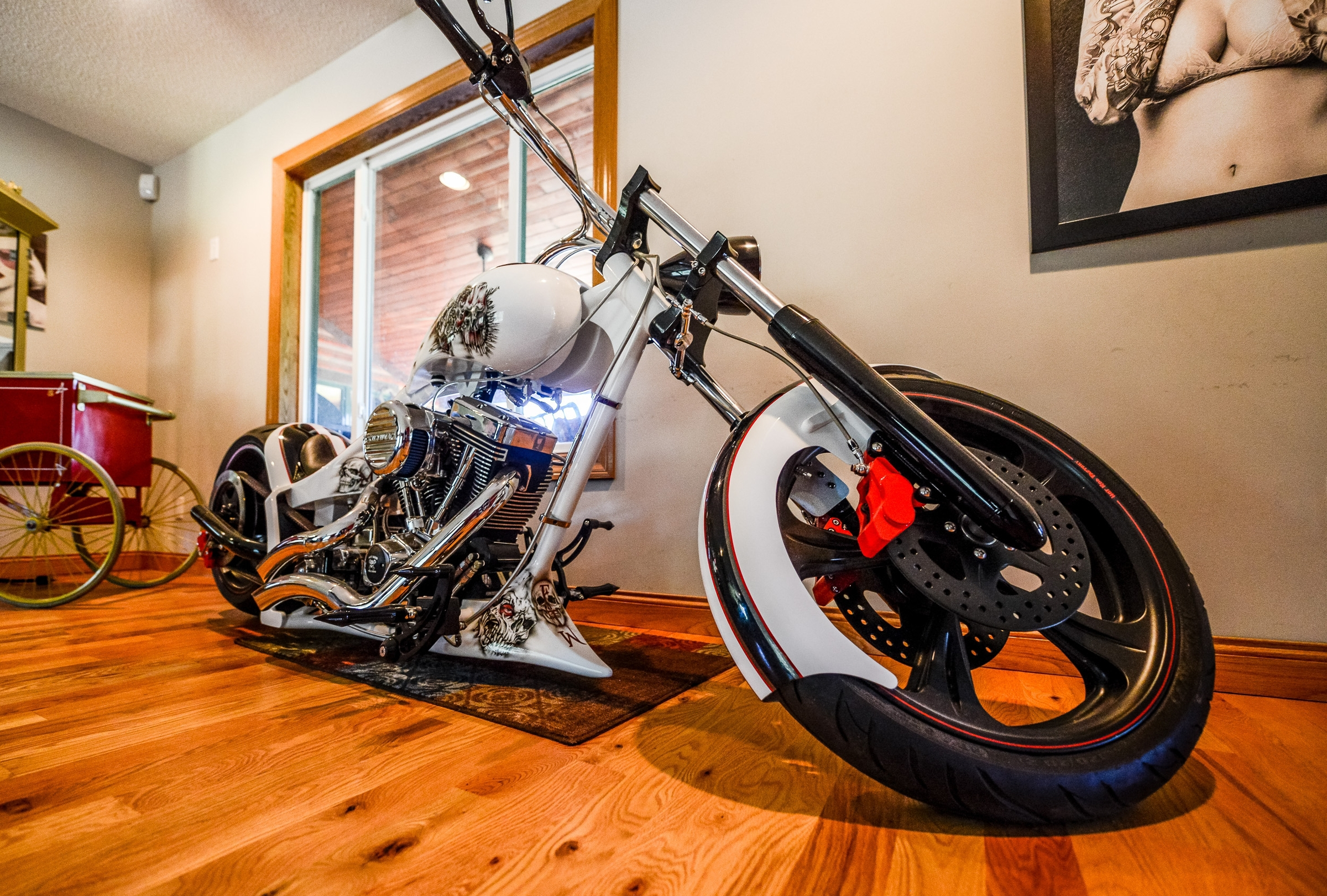 Minnesota Hot Rod Factory Motorcycle